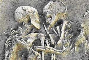 tinggal tulang ...